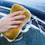 Autosky - pese oma autot seebise käsnaga