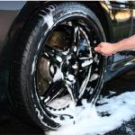 Autosky - alusta oma auto pesemist velgedest