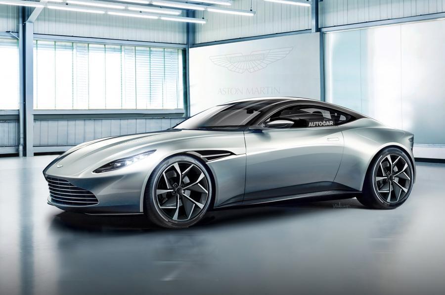 Aston Martin Vantage (Autocar), Autosky