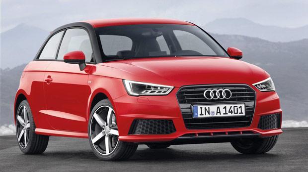 Audi A1 2018, Autosky