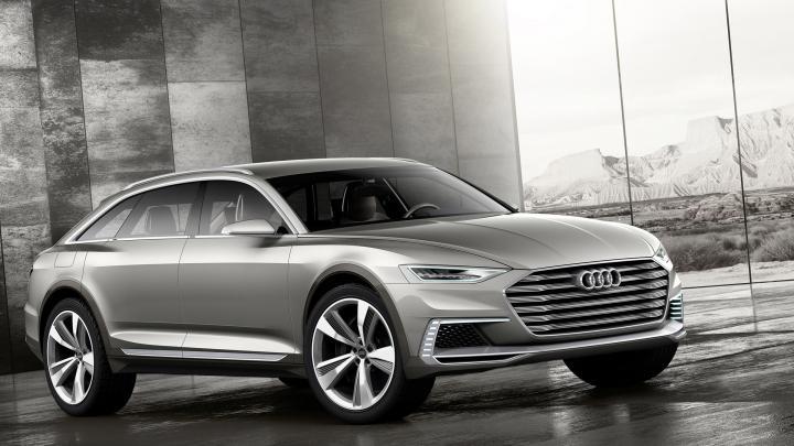 Audi A6 2018, Autosky