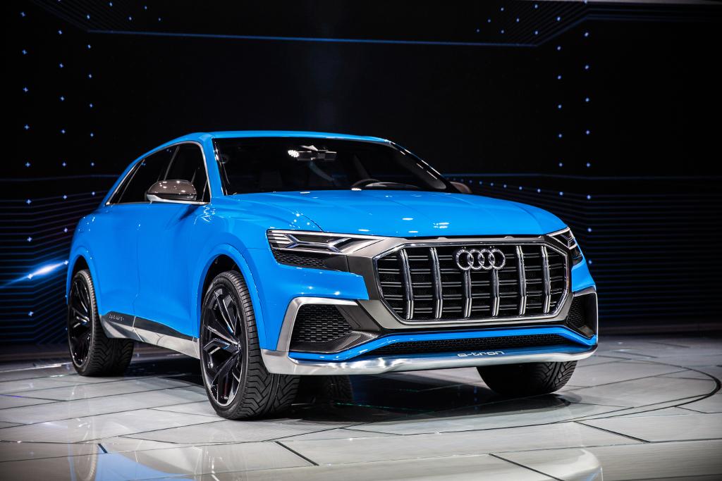 Audi Q8 2018, Autosky