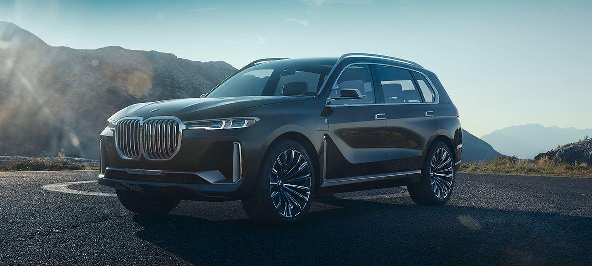 BMW X7 2018, Autosky