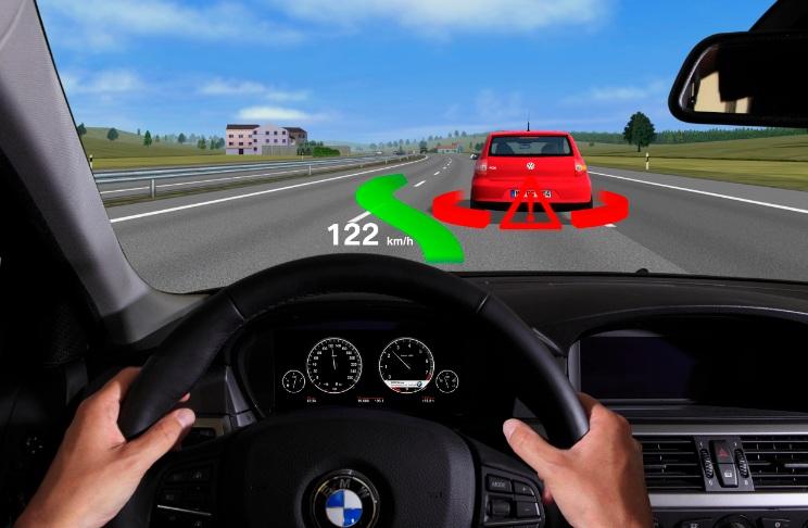 Liitreaalsus BMW autodes - Autosky
