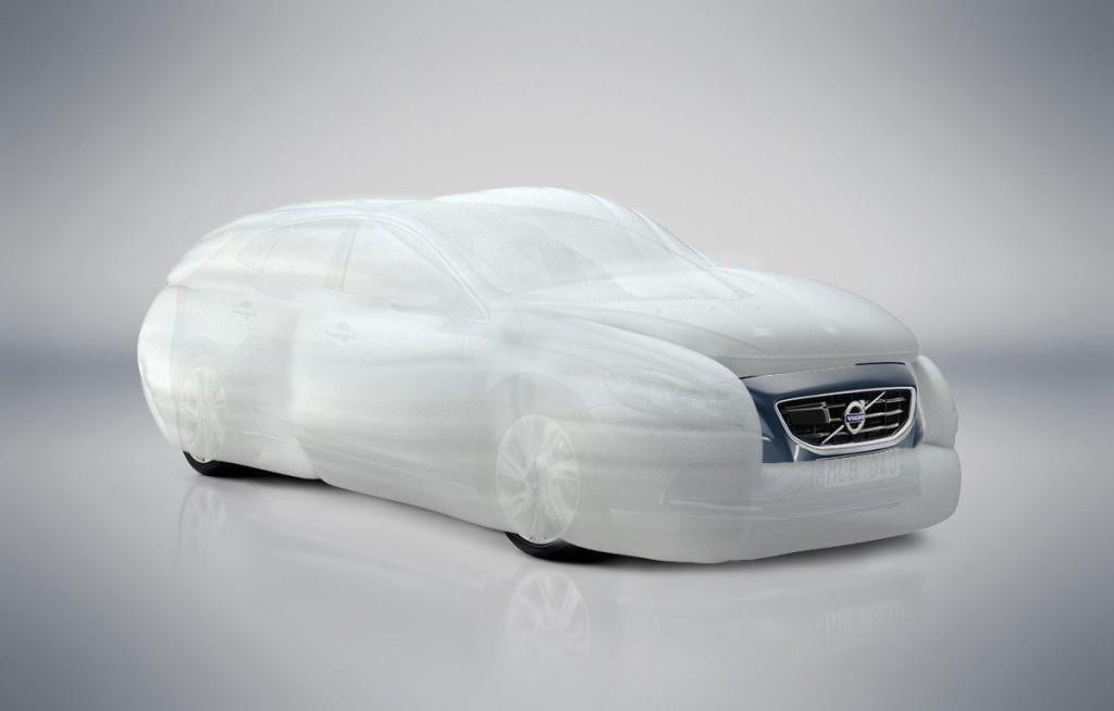 Välimised turvapadjad autole - Autosky