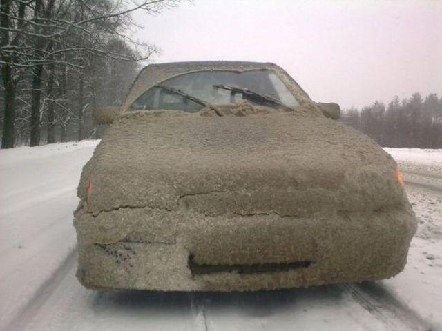 Pese oma autot võimalikult tihti