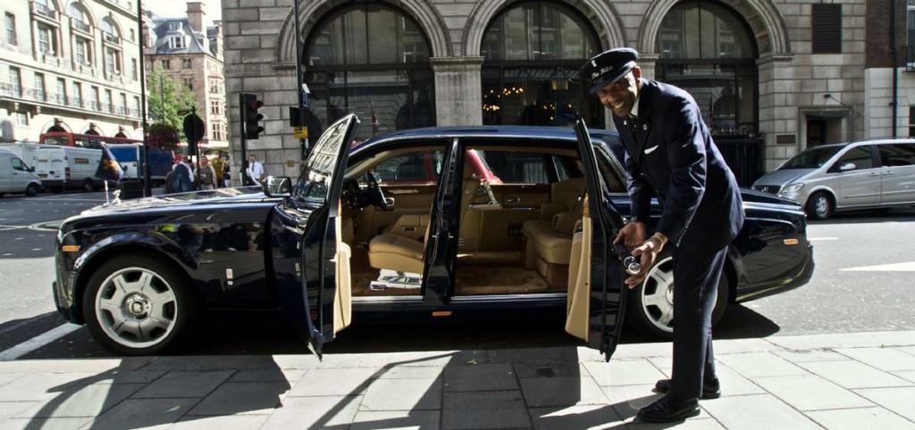 Rolls Royce isesõitvad autod