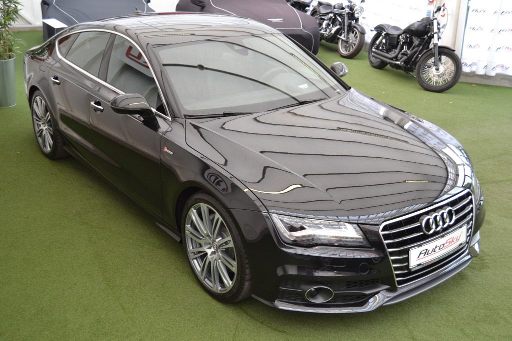 audi a7 quattro supercharged 3 0 tfsi 228kw autosky. Black Bedroom Furniture Sets. Home Design Ideas