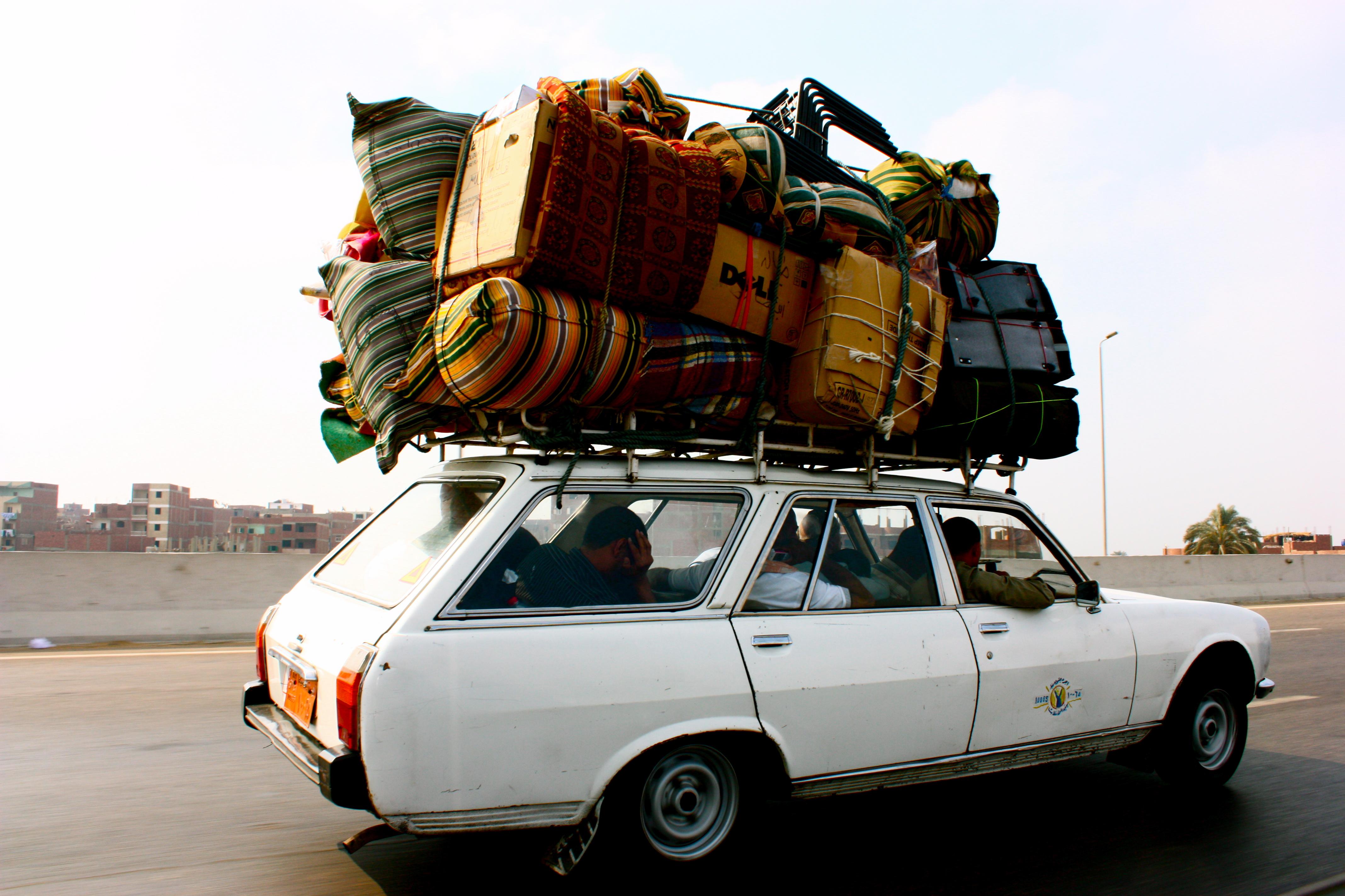 Blogiseeria: Soovin osta autot, millega reisimas käia