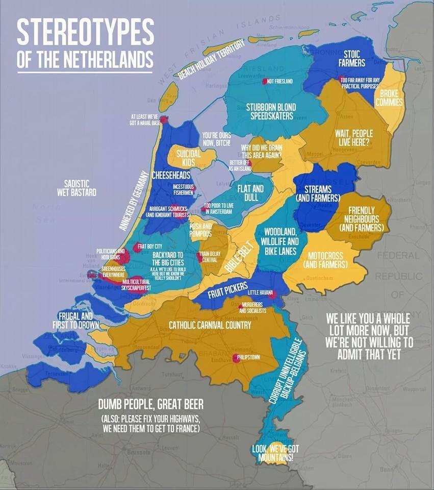Madalmaade kaart