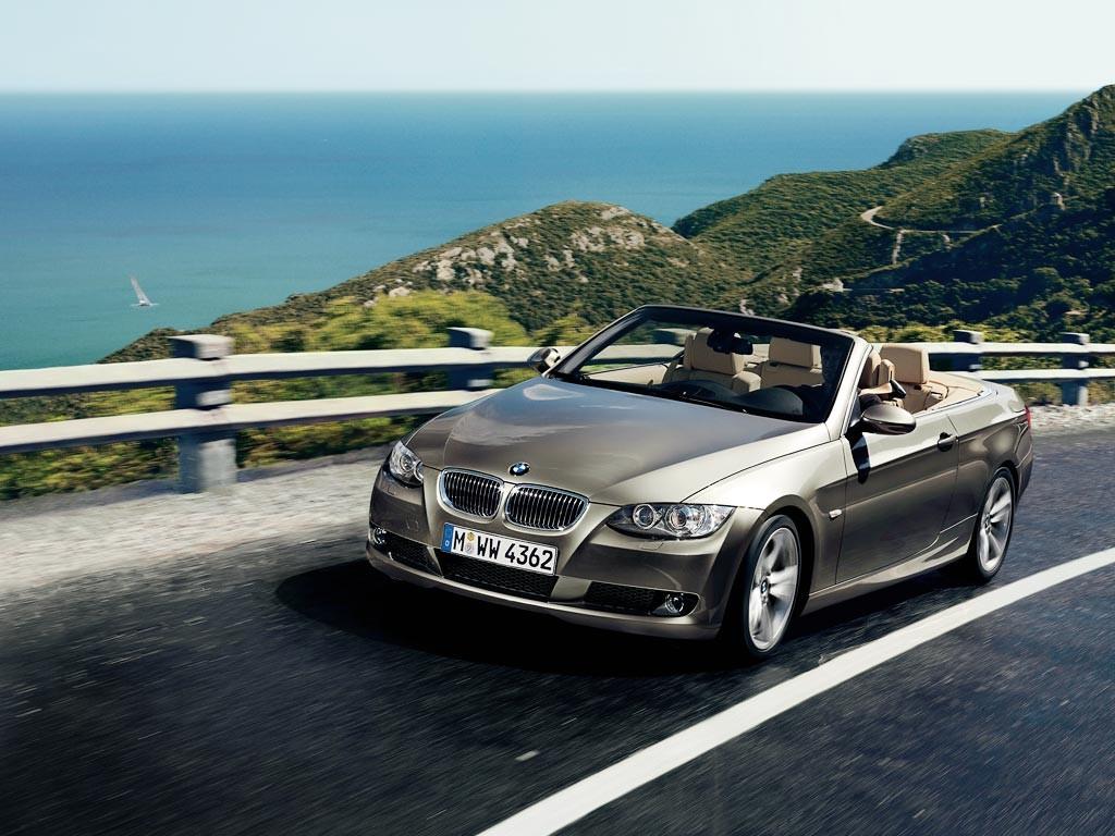 BMW 3-seeria kabriolet