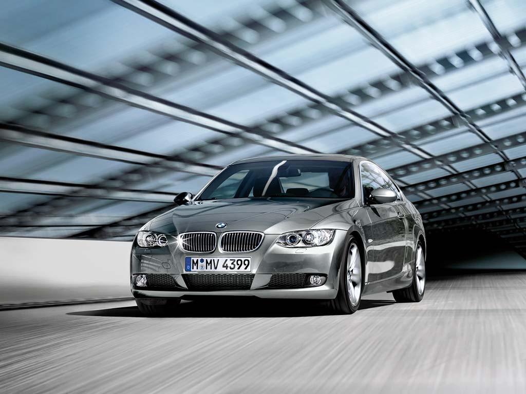 BMW 3-seeria kupee
